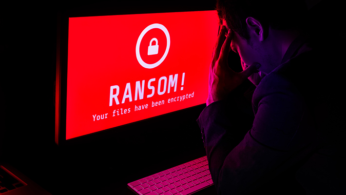 Ransomware Attacks Business